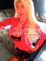 escort Blondy
