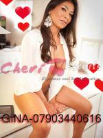 escort Gina Mature